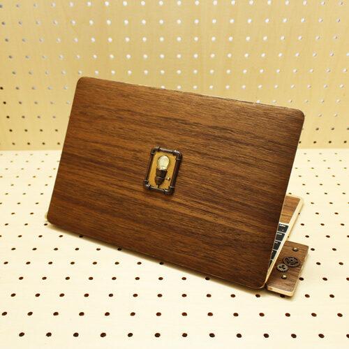 なんちゃって木製macbook12