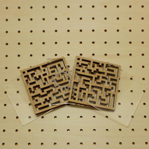 迷路のパターンにも簡易版と難しい版があるとか