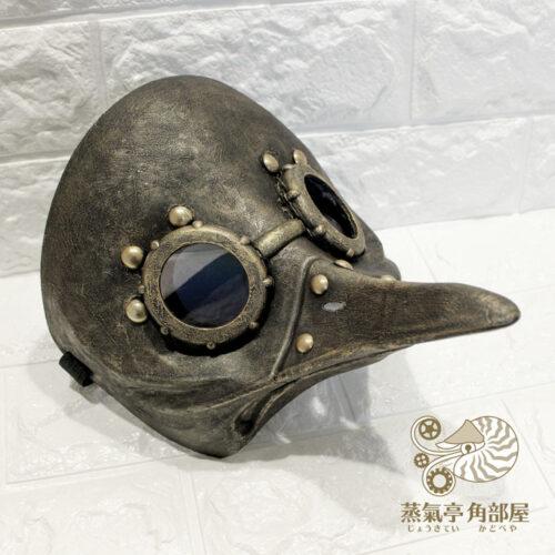 100円ショップのペストマスクを改造、リペイント
